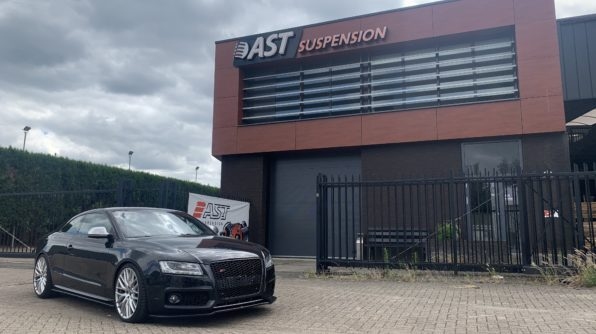Infinite solutions by AST suspension