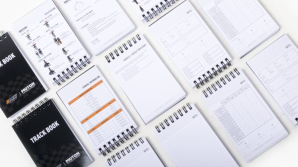 5 Reasons to use our TRACK BOOK