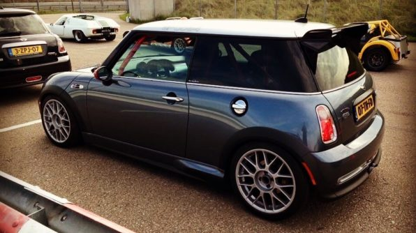 MINI Cooper S JCW GP series